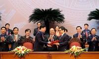 Premier vietnamita enaltece papel de la juventud en la era de la IV Revolución Industrial
