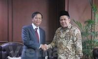 Indonesia interesado en cooperar aún más con Vietnam