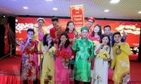 Compatriotas vietnamitas en Rusia celebran el nuevo año