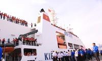 """Lanzan el décimo itinerario """"Jóvenes vietnamitas por mares e islas nacionales"""""""