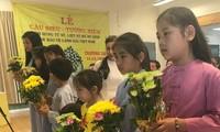 Vietnamitas en Reino Unido celebran réquiem en homenaje a los caídos en mares e islas