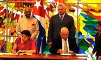 Cuba y la India apuestan por revitalizar la cooperación