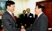 Laos praises border demarcation results with Vietnam