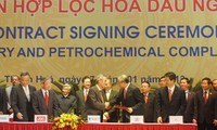 Nghi Son Oil Refinery contributes to ensuring national energy security