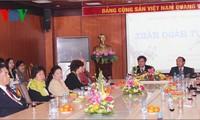 Activities underway to welcome overseas Vietnamese back for Tet