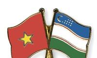Vietnam, Uzbekistan hold political consultation