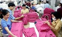 Vietnam's garments and textiles gradually take up domestic market