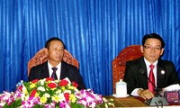 Vietnam, Laos continue to bolster their special relationship