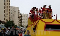 Vietnamese community takes part in Limassol Carnival Cyprus 2015