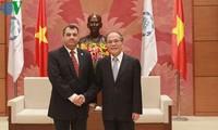 IPU President praises Vietnam's preparations