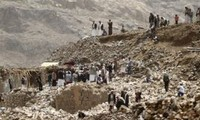 Yemen's Houthis will return to peace talks if air strikes are halted