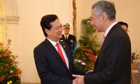 PM concludes official visits to Malaysia and Singapore
