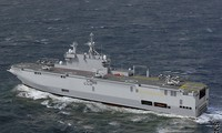 Russia approves Mistral carrier sale to Egypt, UAE