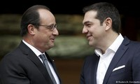 Hollande: France will help Greece with reforms