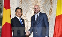 Vietnam-Belgium relations grow strongly