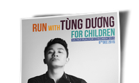 2015 Hanoi Run to support children with cancer, heart disease