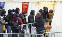 1 million migrants estimated to enter Europe in 2016