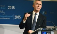 NATO head Jens Stoltenberg confirms discussion of talks with Russia