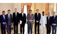D-8 pledges to enhance intra-trade