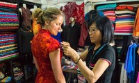 Hoi An tailors help promote Vietnam to the world