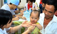 Vietnam, US cooperation in orthopedic operations for children