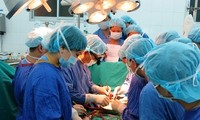 Vietnam catches up with the world in organ transplants