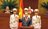 Mr. Nguyen Xuan Phuc elected Prime Minister