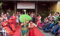 Fashion show discovers the beauty of the disabled