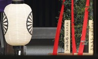 Japanese PM sends ritual offering to Yasukuni shrine
