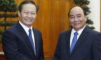 Vietnam enhances economic-trade cooperation with China's Guangxi and Guizhou