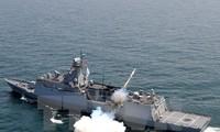 South Korea fires warning shots after North Korean incursion