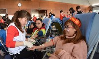 More than 2,000 people join blood donation festival