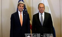 Lavrov, Kerry discuss Syria issue