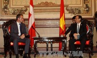 Danish Foreign Minister visits HCMC