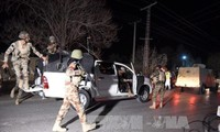 Pakistan attack: at least 59 people killed