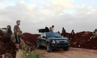 Syria: fierce fighting in Aleppo