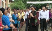 NA Vice Chairwoman visits Nghe An