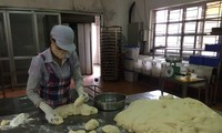 Miners' bread