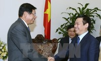 Government supports cooperation with Lao institute