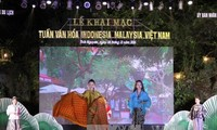 Malaysia, Indonesia, Vietnam Culture Week closes