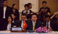 Mekong-Lancang Foreign Ministers' Meeting in Cambodia
