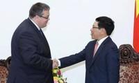 Progress in Vietnam-Hungary ties