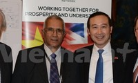 Vietnam, UK cooperation enjoys good prospects
