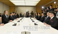 Japanese cabinet approves TPP