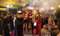 2017 Tran Temple Festival opens in Thai Binh