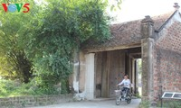 Typical characteristics of villages in northern Vietnam