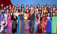 12th National Congress of Vietnamese Women closes