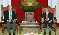 Cooperation between Vietnam and IMF praised