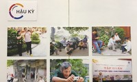 Life of handicapped people featured at exhibition