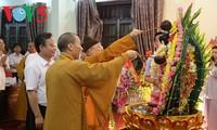 Buddha's birthday celebrated around Vietnam